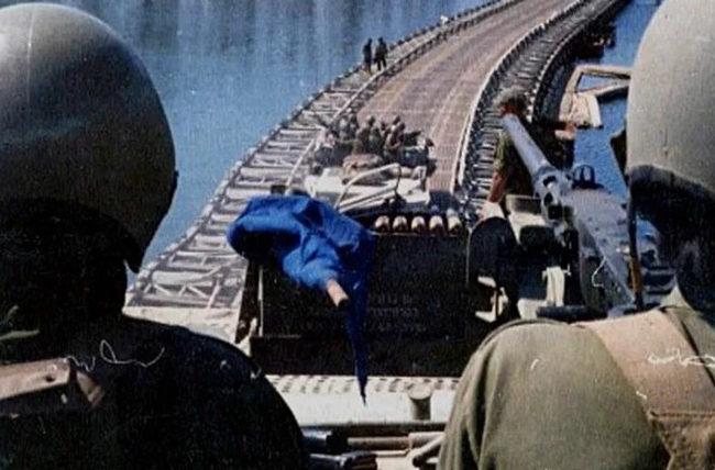 The Rolling Bridge